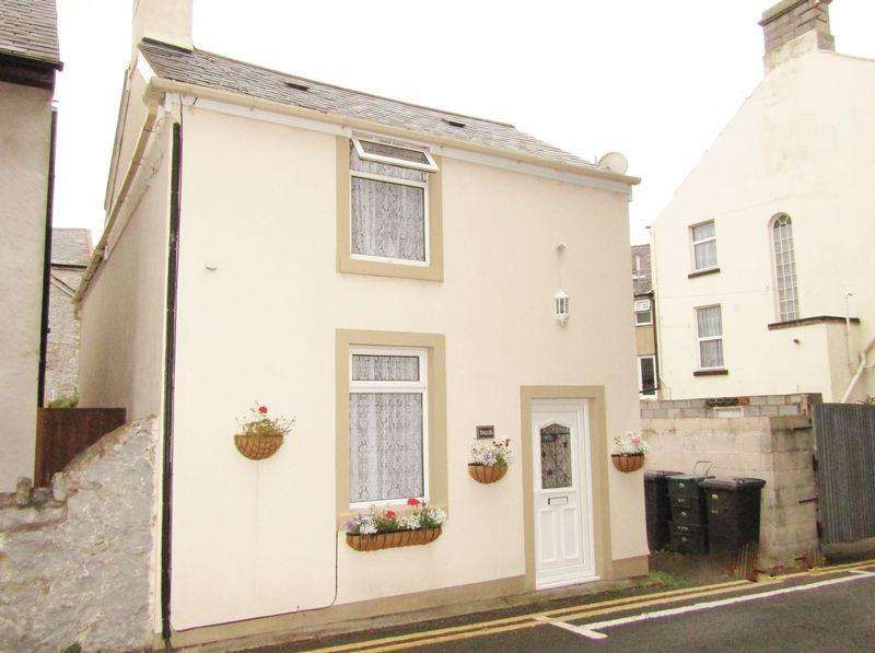 2 Bedrooms Detached House for sale in Groes Lwyd, Abergele