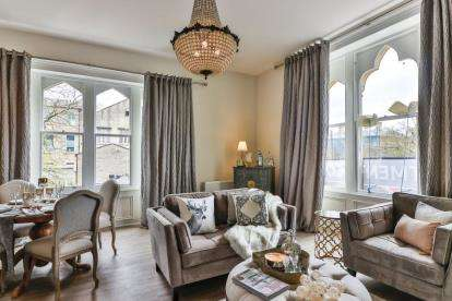 2 Bedrooms Flat for sale in The Gables, Albert Road, Colne, Lancashire, BB8
