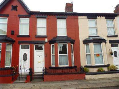 3 Bedrooms Terraced House for sale in Ingrow Road, Liverpool, Merseyside, England, L6