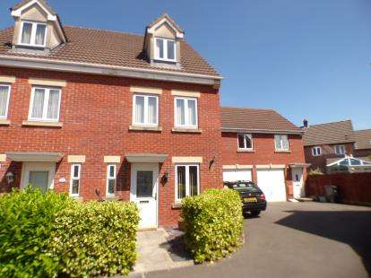 3 Bedrooms Semi Detached House for sale in St. Georges, Weston-Super-Mare