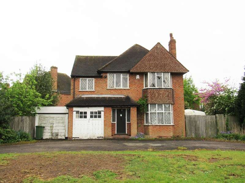 4 Bedrooms Detached House for sale in Woodfield Road, Solihull