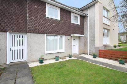 3 Bedrooms Terraced House for sale in Maxwellton Road, Calderwood
