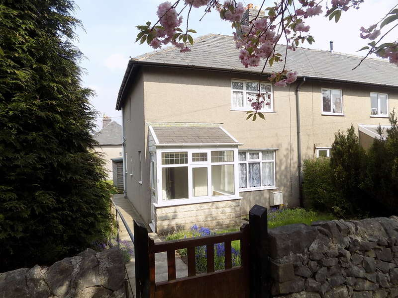 2 Bedrooms End Of Terrace House for sale in Meadow Avenue, Peak Dale