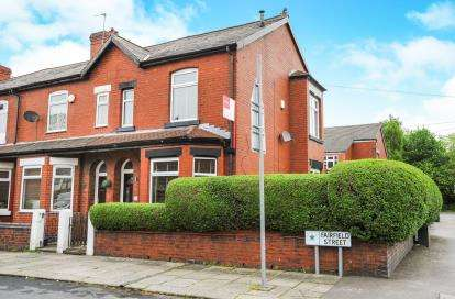 2 Bedrooms Terraced House for sale in Fairfield Street, Salford, Greater Manchester, Manchester