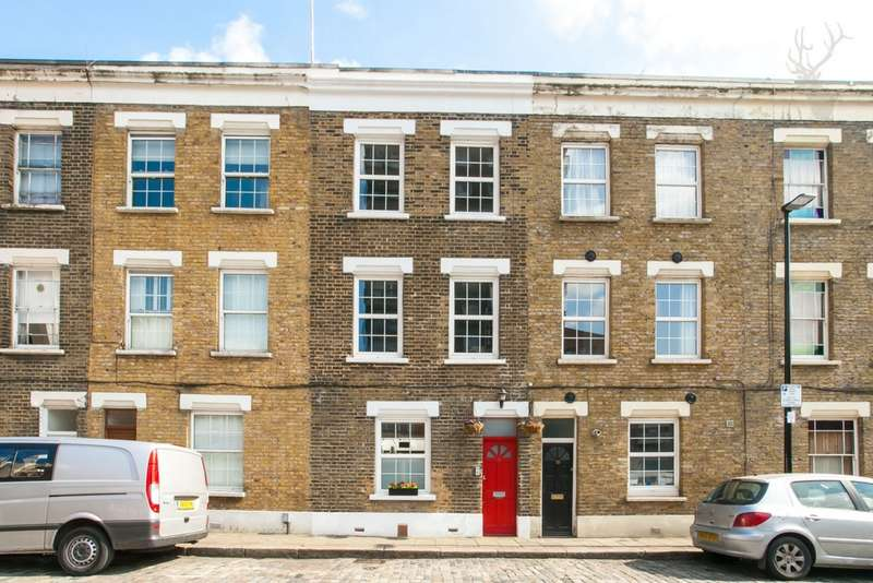 3 Bedrooms House for sale in Gascoigne Place, Shoreditch, E2