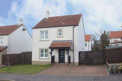 3 Bedrooms Detached House for sale in Netherplace Quadrant, Mauchline, East Ayrshire