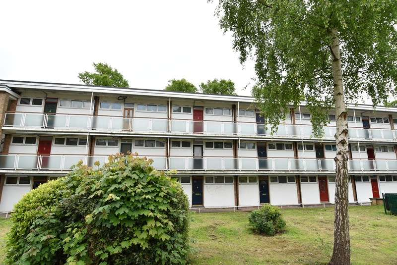 1 Bedroom Studio Flat for sale in Woodnorton Drive, Moseley