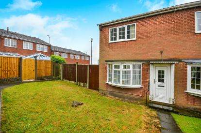 2 Bedrooms End Of Terrace House for sale in Churchmead, Blackwell Road, Huthwaite, Sutton-In-Ashfield