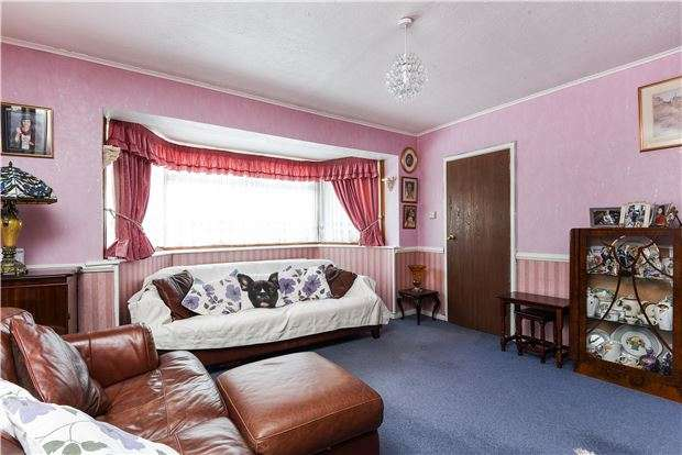 3 Bedrooms End Of Terrace House for sale in Oakleigh Way, MITCHAM, Surrey, CR4 1AL