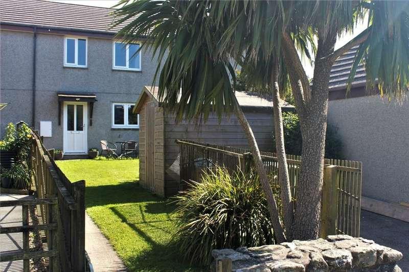 2 Bedrooms Terraced House for sale in Talveneth, Pendeen, Penzance