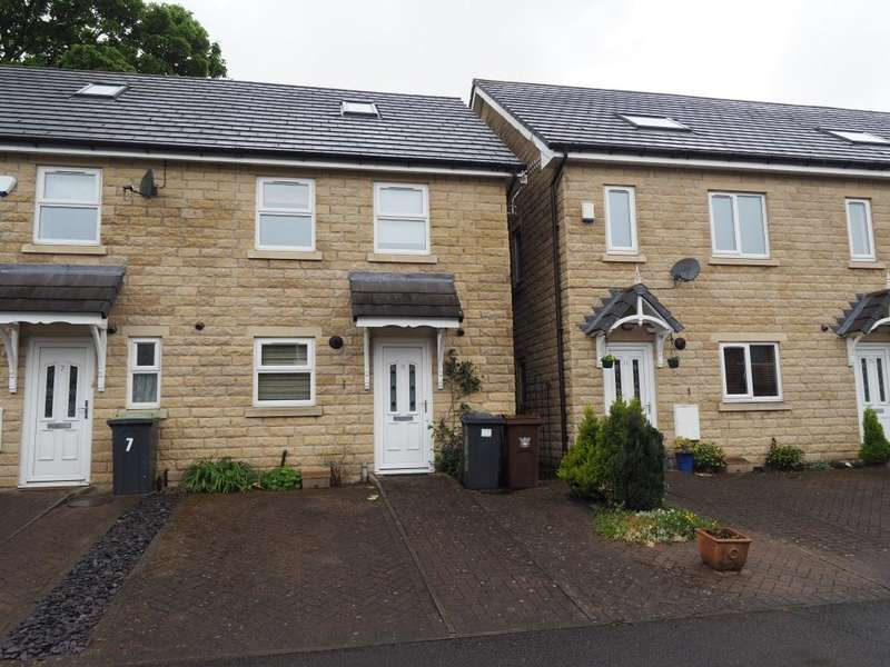 5 Bedrooms Town House for sale in Highfield Terrace, New Mills, High Peak, Derbyshire, SK22 4LP