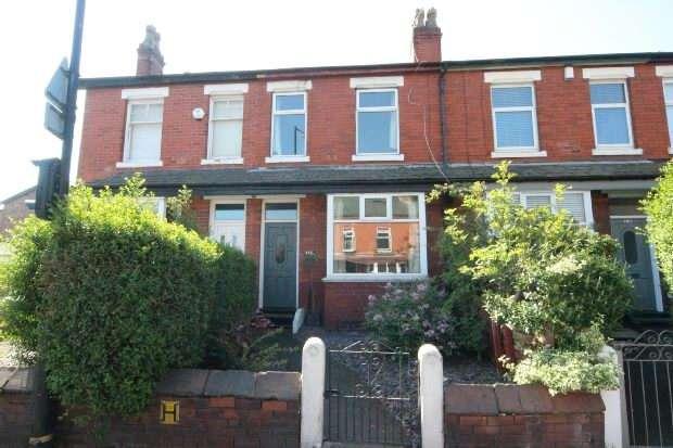 2 Bedrooms Terraced House for sale in Glebelands Road, SALE