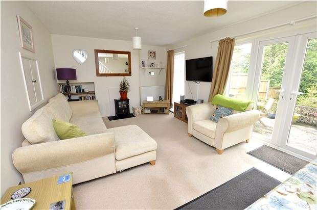 3 Bedrooms Terraced House for sale in The Hill, Merrywalks, Stroud, Gloucestershire, GL5 4EP