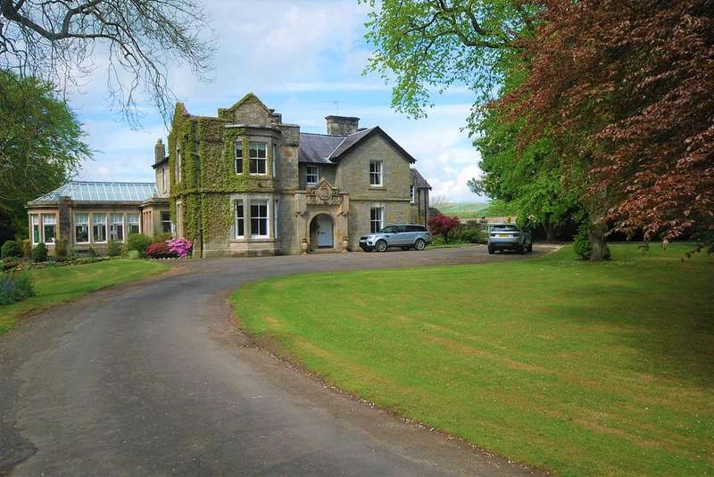 6 Bedrooms Detached House for sale in Kinross ky13