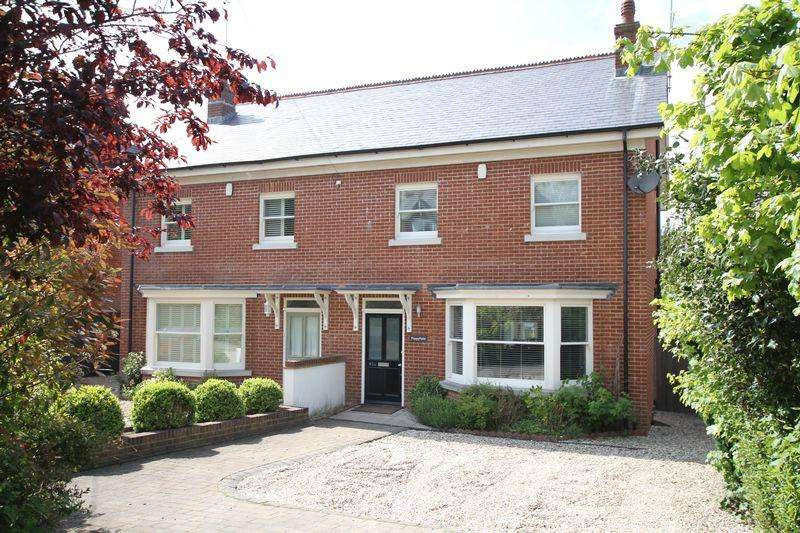 4 Bedrooms Semi Detached House for sale in Shepherdswell