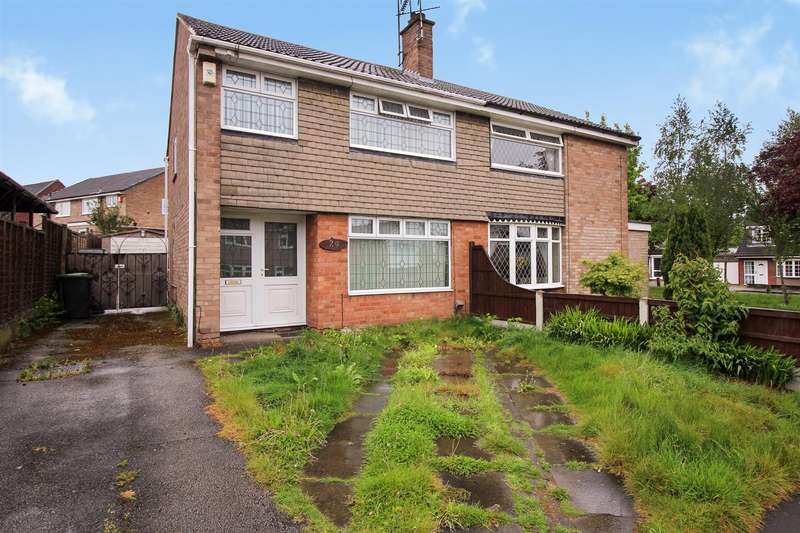 3 Bedrooms House for sale in Lincoln Close, Stapleford