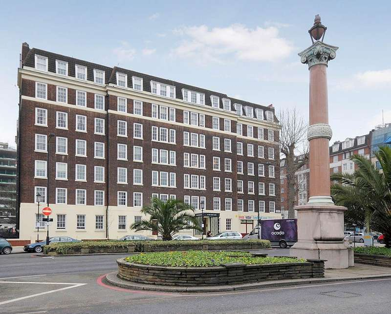 1 Bedroom Flat for sale in St Mary Abbots Court, Warwick Gardens, London, W14