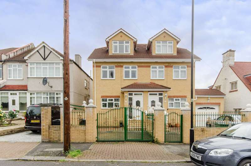 5 Bedrooms House for sale in Rosedene Avenue, Streatham Hill, SW16