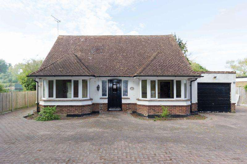 2 Bedrooms Detached Bungalow for sale in Sandwich
