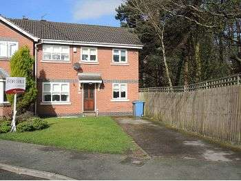 4 Bedrooms Semi Detached House for sale in Boxtree Close, Croxteth Park, Liverpool