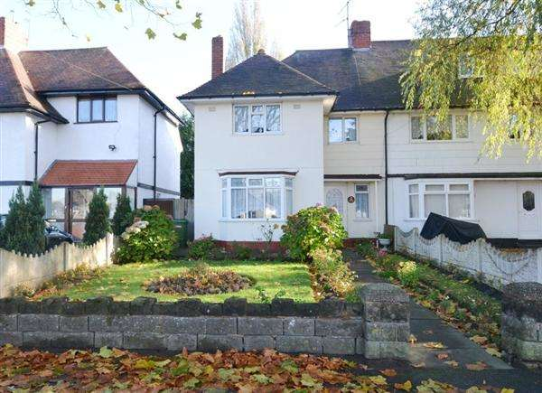 4 Bedrooms Semi Detached House for sale in Warstones Road, Penn, Wolverhampton