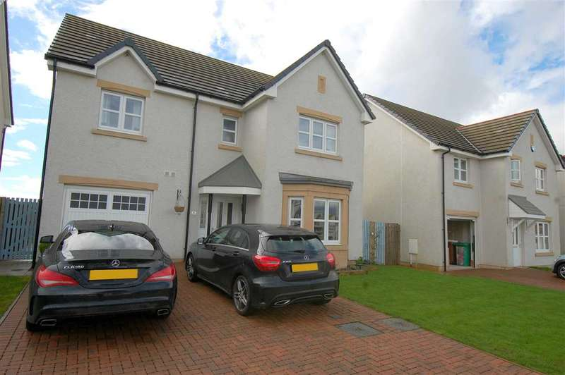 4 Bedrooms Detached Villa House for sale in Livingstone Place, Crossgates