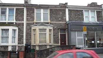 2 Bedrooms Terraced House for sale in Gloucester Road