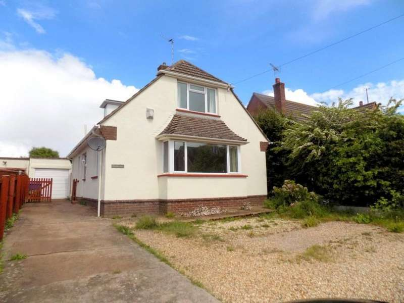 3 Bedrooms Detached Bungalow for sale in Salterton Road, Exmouth