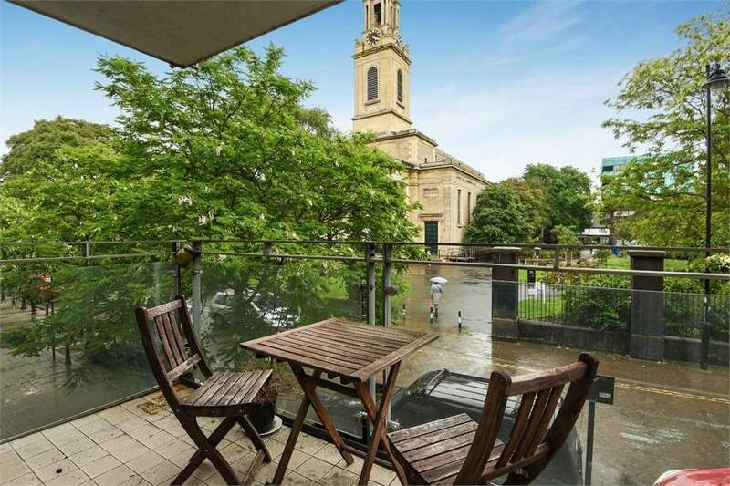 2 Bedrooms Flat for sale in Hicks House, Frean Street, London, SE16