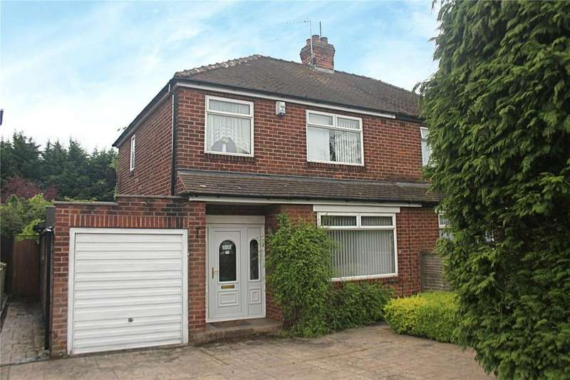 3 Bedrooms Semi Detached House for sale in Clifton Avenue, Eaglescliffe