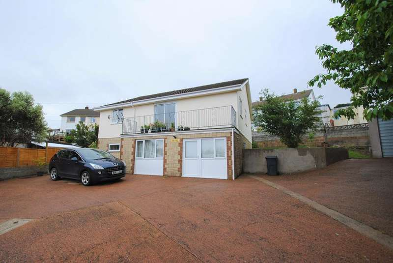 4 Bedrooms Detached House for sale in Marlborough Road, Ilfracombe