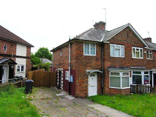 1 Bedroom Ground Flat for sale in Harringay Road,Kingstanding,Birmingham