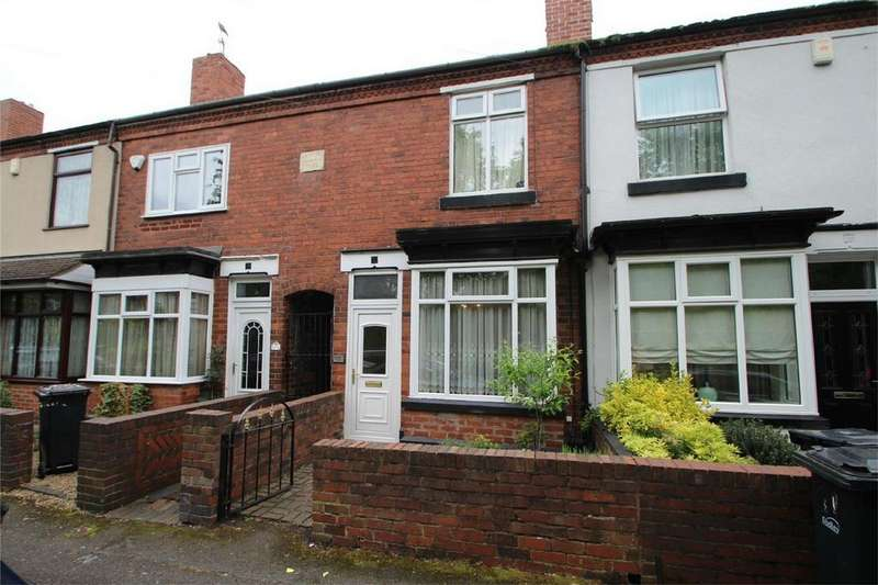3 Bedrooms Terraced House for sale in Bent Street, BRIERLEY HILL, West Midlands