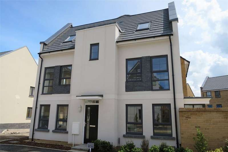 4 Bedrooms End Of Terrace House for rent in Borkley Street, Patchway, Bristol, BS34
