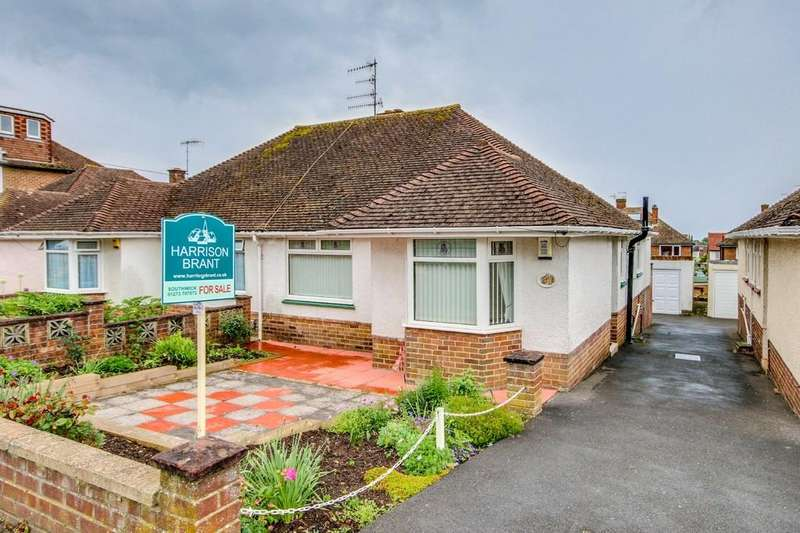 2 Bedrooms Semi Detached Bungalow for sale in Southwick