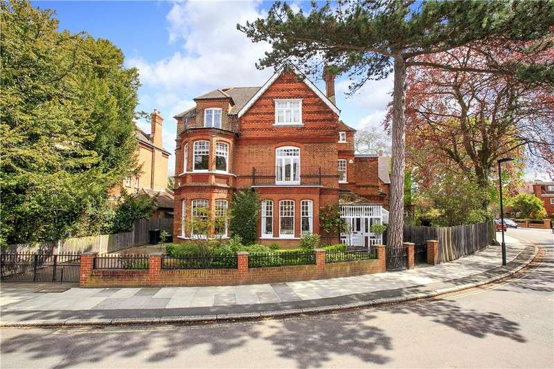 7 Bedrooms Detached House for sale in Strawberry Hill Road, Richmond, Twickenham, TW1
