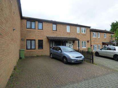 3 Bedrooms Terraced House for sale in Shire Court, Downs Barn, Milton Keynes