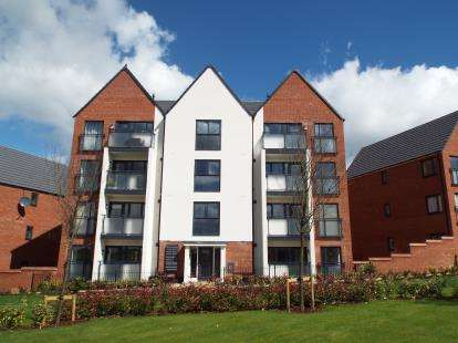 2 Bedrooms Flat for sale in Vespasian Road, Fairfields, Milton Keynes, Bucks