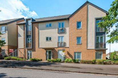 2 Bedrooms Flat for sale in Silver Hill, Hampton Centre, Peterborough, Cambridgeshire