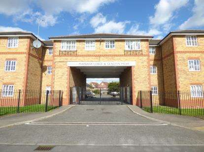 2 Bedrooms Maisonette Flat for sale in Maybank Avenue, Hornchurch