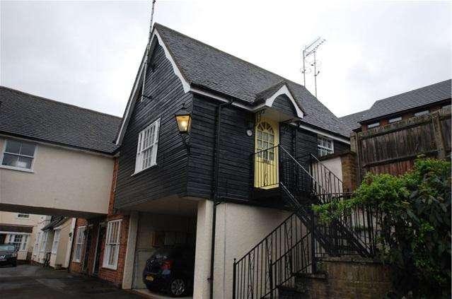 1 Bedroom Flat for sale in The Old Maltings, Bishops Stortford