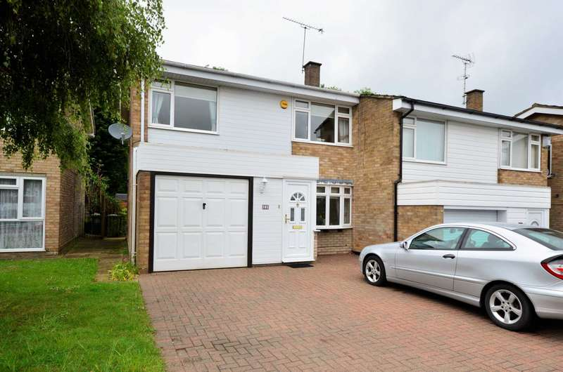 3 Bedrooms Semi Detached House for sale in Feering Road, Billericay