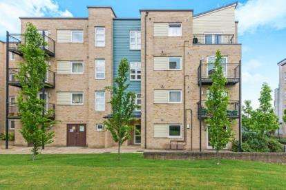 2 Bedrooms Flat for sale in Chandler's Ford, Eastleigh, Hampshire