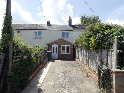 3 Bedrooms Terraced House for sale in Middle Street, Eastington, Stonehouse, Gloucestershire