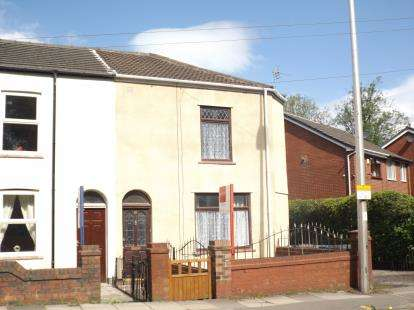 3 Bedrooms End Of Terrace House for sale in Church Street, Golborne, Warrington, Cheshire