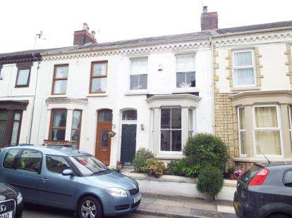 2 Bedrooms Terraced House for sale in Wainwright Grove, Garston, Liverpool, Merseyside, L19