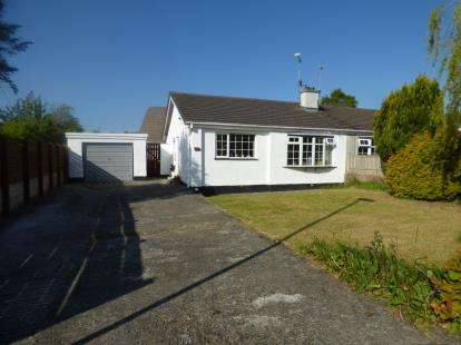2 Bedrooms Bungalow for sale in Nant Y Felin, Pentraeth, Sir Ynys Mon, North Wales, LL75