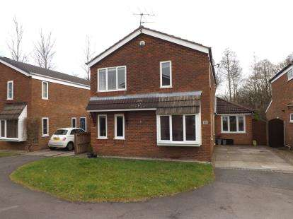 4 Bedrooms Detached House for sale in Farfield, Penwortham, Preston, PR1