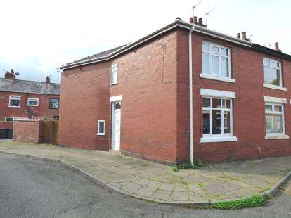 2 Bedrooms End Of Terrace House for sale in River Parade, Preston, Lancashire, PR1