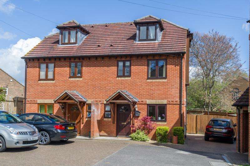4 Bedrooms Semi Detached House for sale in The Dale, Headington, Oxford, Oxfordshire